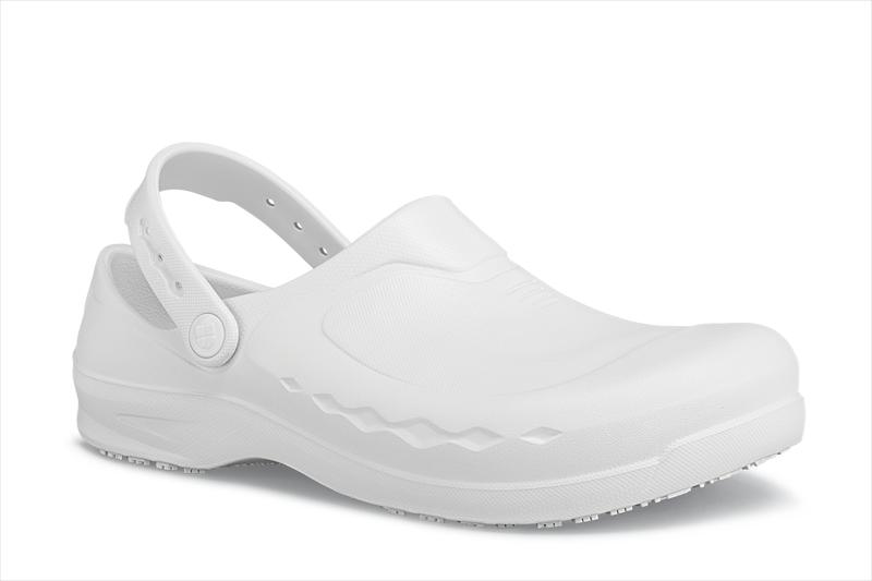 Pracovní obuv Zinc Shoes For Crews pánská i dámská protiskluzová - barva  bílá 9f74c8d3f8