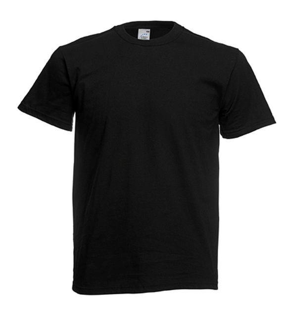 fde7519caf1 Pracovní tričko krátký rukáv pánské i dámské bavlna - barva černá