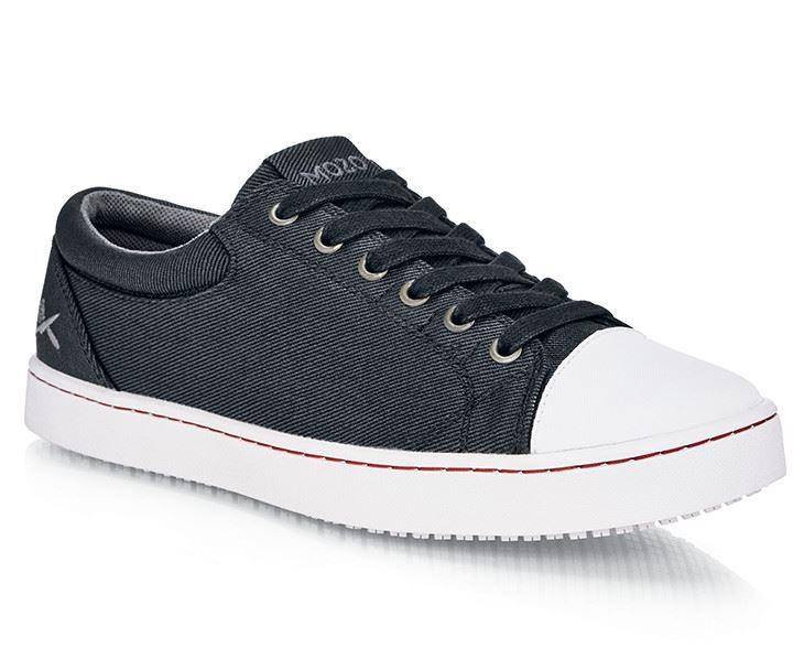 b8905b2236b Pracovní protiskluzová obuv Grind MOZO - barva černá