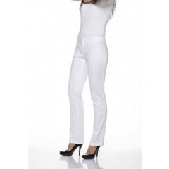 Kalhoty dámské Susan Slim Fit Giblor´s - bílá 8779bc4283