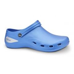 d82861938a2 Pracovní obuv Invigorate WearerTech protiskluzová ISO 20345 – novinka -  barva modrá metalíza