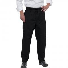 Pracovní kalhoty Le Chef Professional - barva černá 67dd8026bb