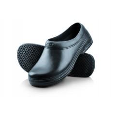 90700d65afa Pracvní obuv Froggz Pro Shoes For Crews pánská i dámská protiskluzová -  barva černá