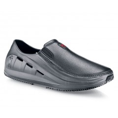 aed0e35411f Protiskluzová pracovní obuv Sharkz Mozo - barva černá